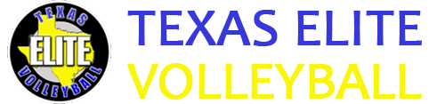 Texas Elite Volleyball Logo